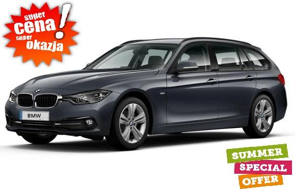 BMW 3 KOMBI AUTOMAT