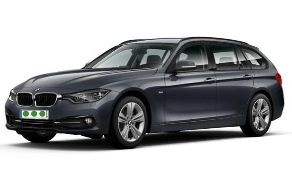gr. E / BMW 3 KOMBI AUTOMAT